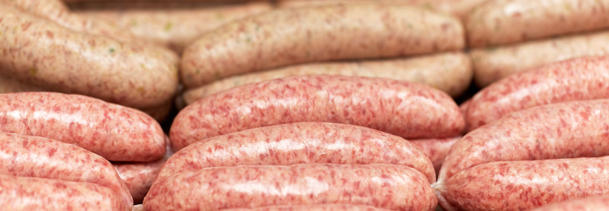 Grover Butchers Award Winning Sausages