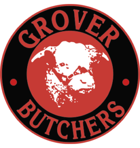 Grover Butchers Logo