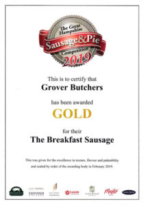 Gold Breakfast Sausage